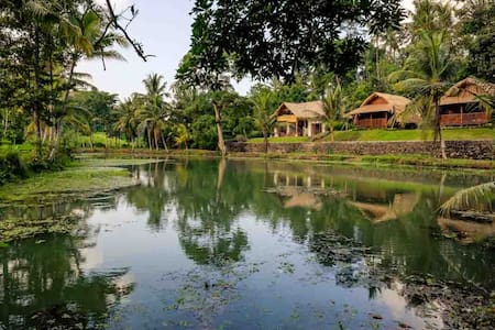 Authentic Balinese holidays in the rice fields 1 - 孟格威 - 住宿加早餐
