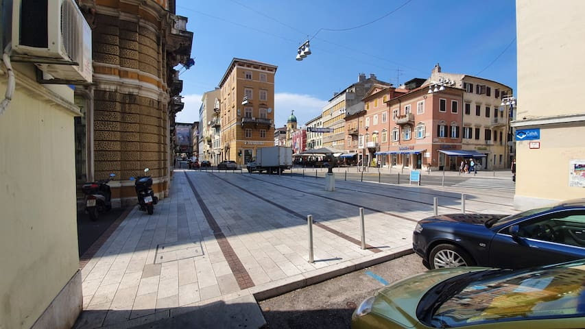Studio Apartment in city center Rijeka
