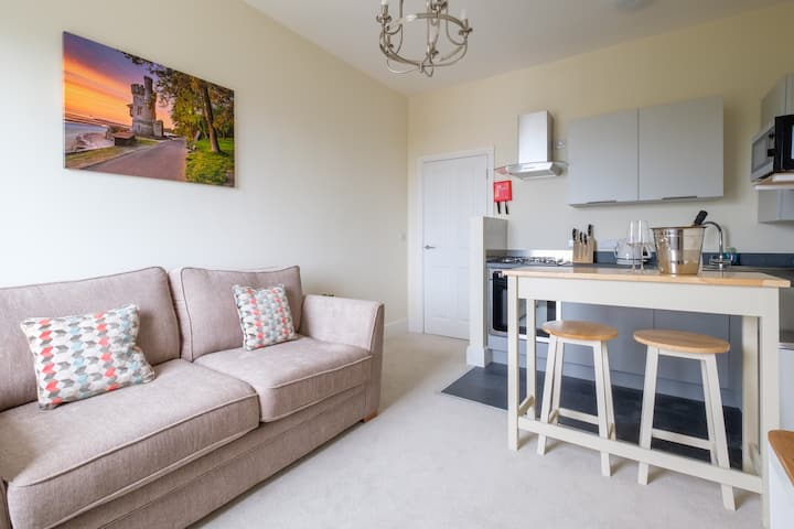 Serene in Ryde - a Luxurious Seaview Apartment