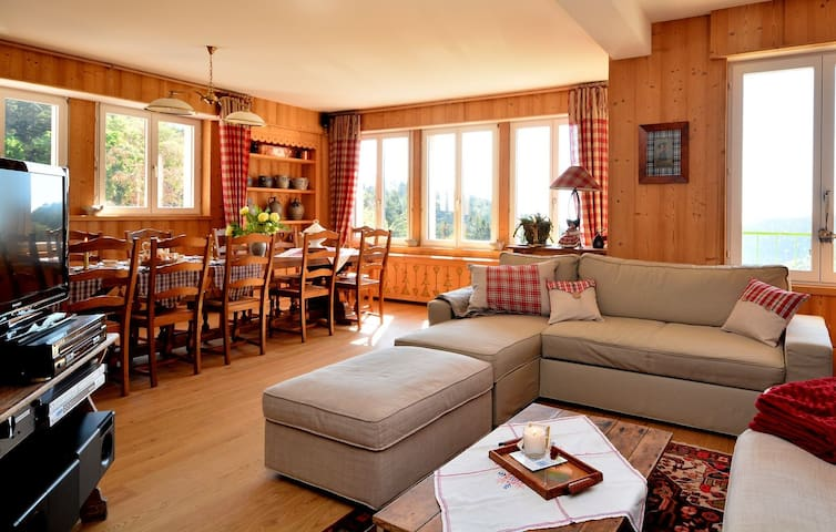 Apartments from 2 to 16 persons in Aubure Alsace. - Aubure - Lägenhet