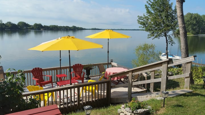 Lakehouse on the Point