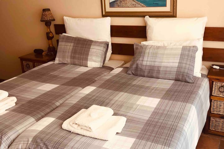 Sundowner Guest House. Double room- all inclusive