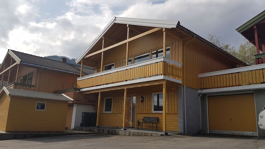 Beautiful house in Hardanger - Fjords of Norway