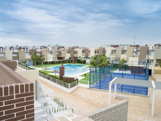 Duplex Aguas nuevas Torrevieja