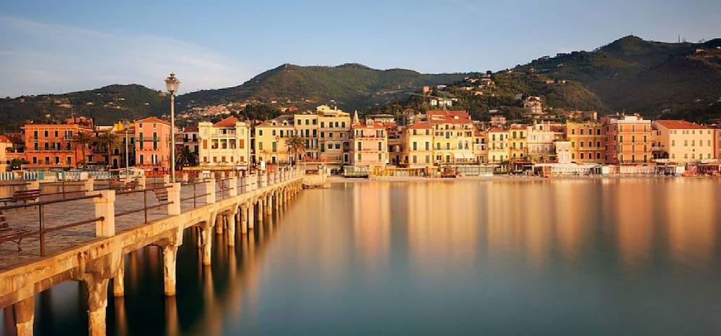 Vacanze  al mare ad Alassio - Alassio - Byt