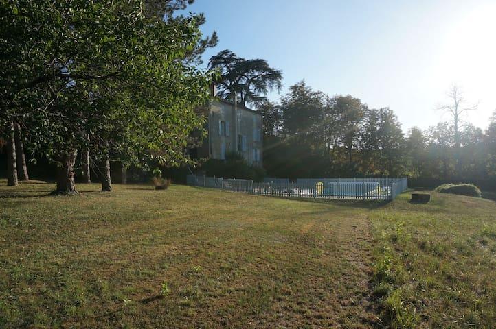Maison de vacances aux portes de Cordes-sur-Ciel - Les Cabannes - Casa