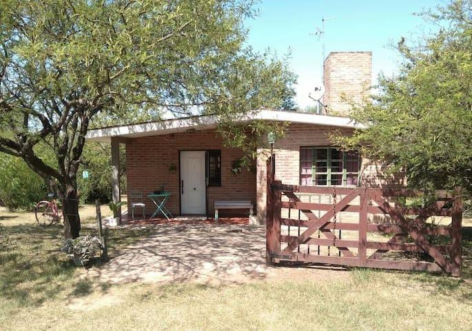 Casa Dos, casita de campo