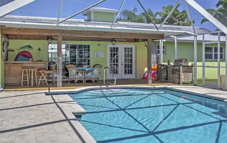4BR Hobe Sound House w/Private Pool - Hobe Sound - Casa