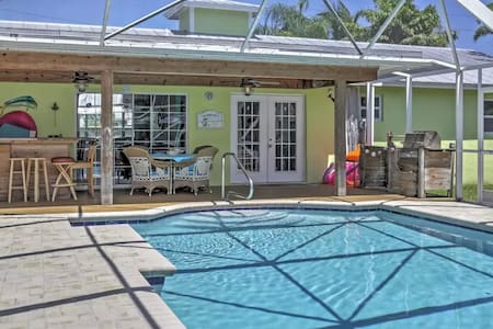 4BR Hobe Sound House w/Private Pool - Hobe Sound - Huis