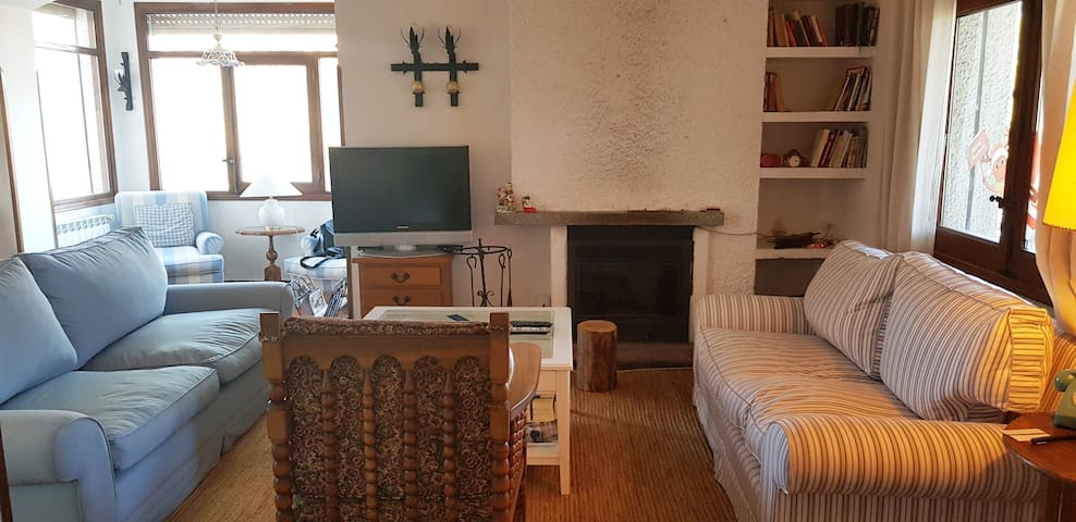 Grace´s cozy house en Robledo de Chavela, Madrid