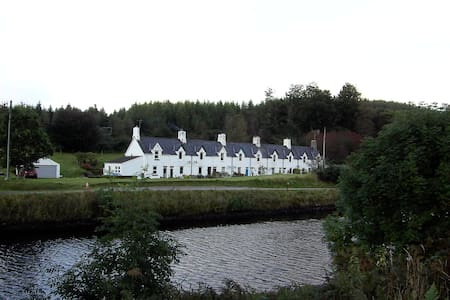 Crinan Canal Cottage, lochgilphead - Cairnbaan - Dom