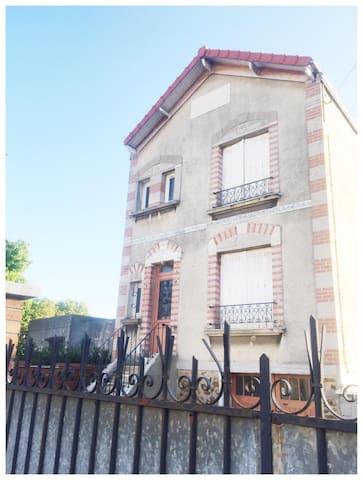 Maison Claire à Rosny
