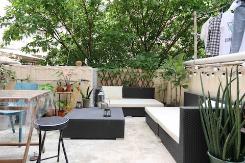 2bedroom apartment w/ terrace (holiday in SYP!)