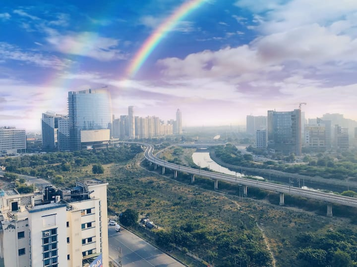 Cloud Inn,Panoramic View,Breakfast & Bathtub★★★★★