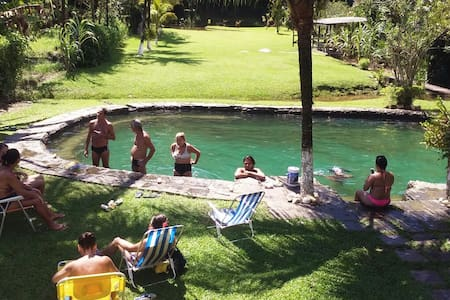 sitio di dedé - Cachoeiras de Macacu - Annat