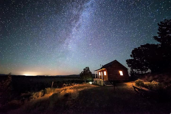 SunDog Cabin - high desert solitude and serenity