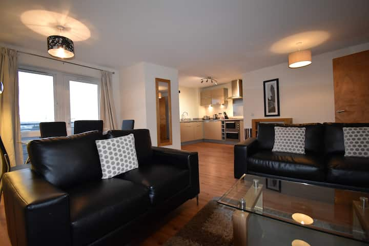 Shortletting by Centro Apartments - The Pinnacle NN - No. A87