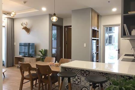 Relax home - Sunwheel view - De Soleil apartment