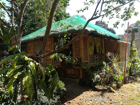 Sharifa's Budget Native Villa for 3 with Good Wifi