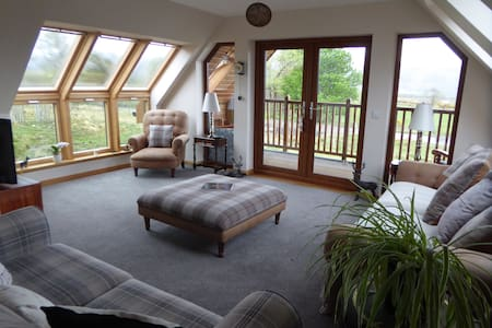 Woodend, Bed and Breakfast, twin room