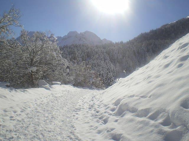 Agréable chalet au pied des pistes de Val-Louron - Adervielle-Pouchergues