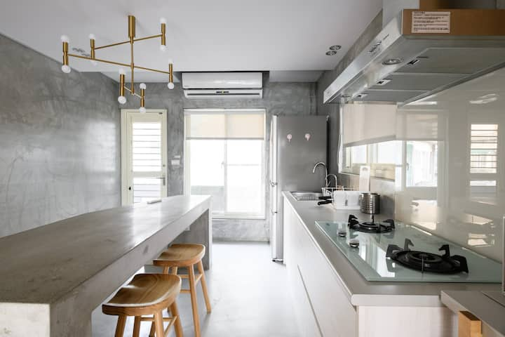 NEW✶G Mansion/Concrete&Wood/2Balc/2Bdrm/3Min2MRT/
