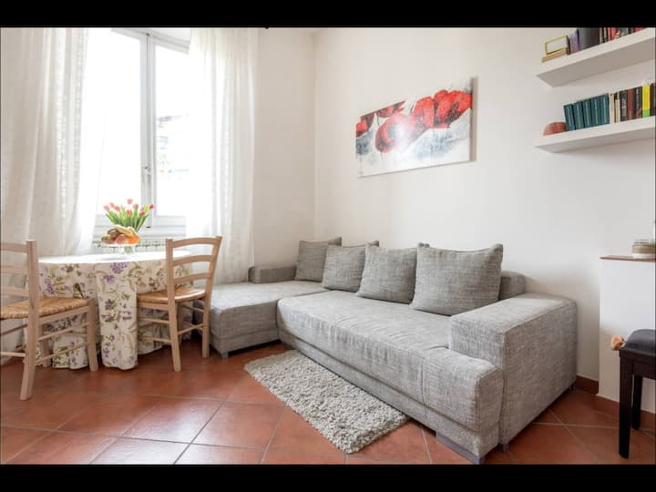 Susy apartment Lightly and quiet with gardenview