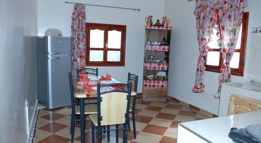 Appartment in a berber farme