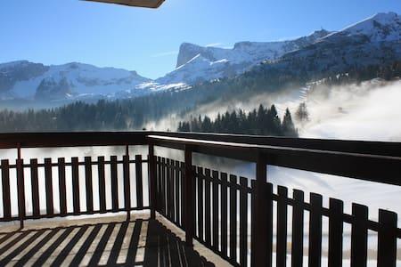 Studio ski, situation exceptionnelle Superdevoluy - Le Dévoluy - Квартира