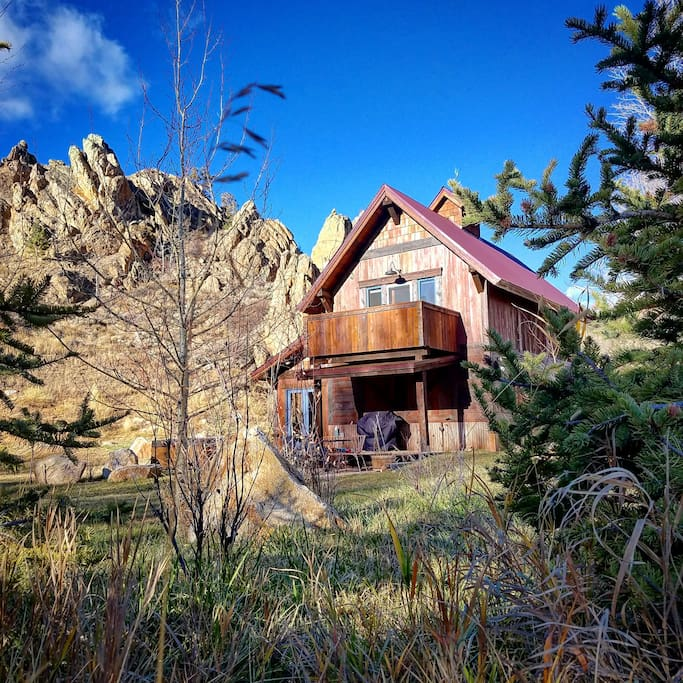 Freedom of the hills near crested butte cabins for rent for Cabins near crested butte co