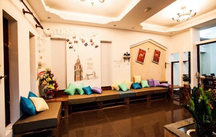 06 bedrooms nice villa clean cute