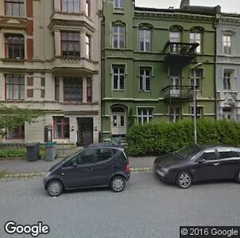 Flott og stor leilighet i hjertet av Bergen - Bergen - Flat