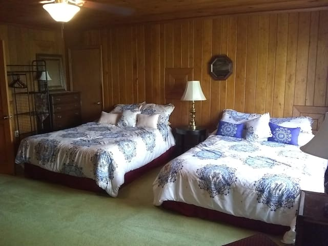 Room 1: The Lodge at The Light Center