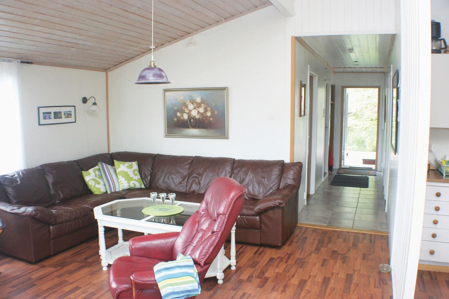 Holiday cottage with 3 bedrooms on 71m² in Måløy