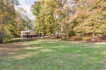 Peaceful Private 3 bed/2 bath near Greensboro - Stokesdale - Ev