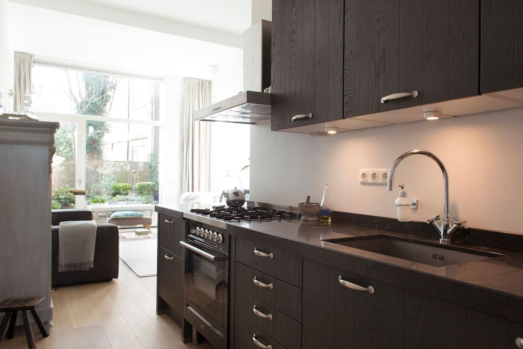 Cook some delicious meals at this fully equipped kitchen