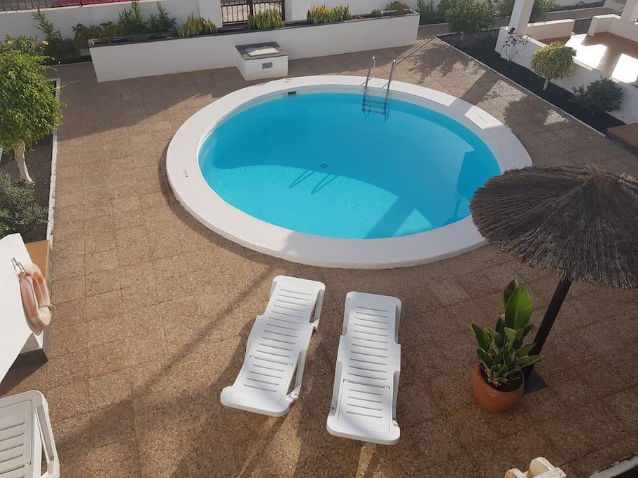 Comunal Pool