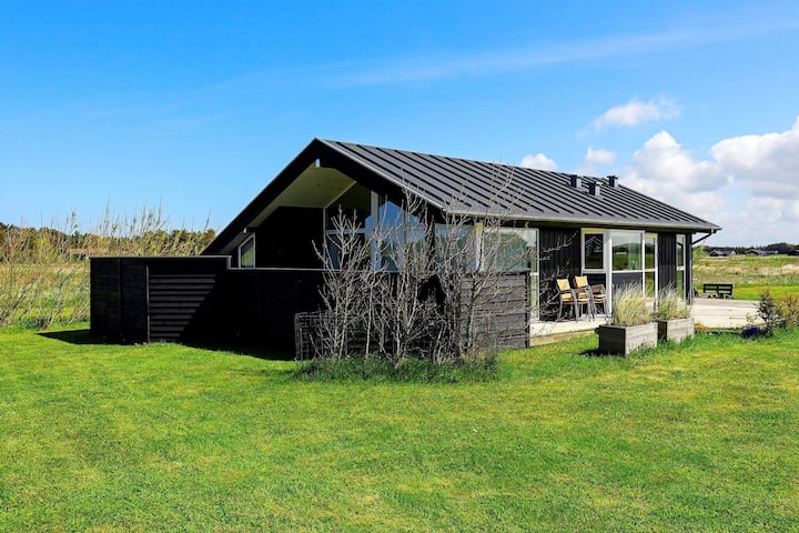 Beautiful Holiday Home in Løkken with Terrace