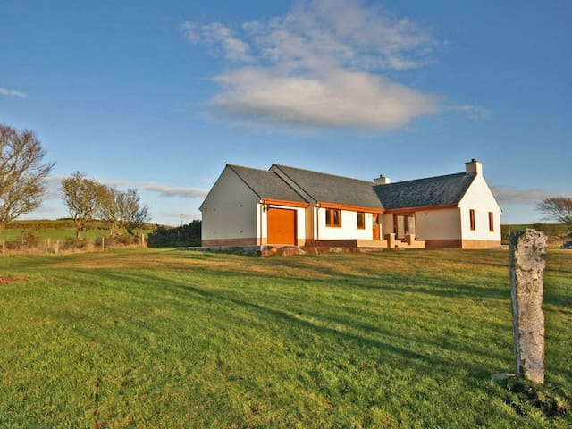 Laggansally Lodge - Stranraer - Holiday home