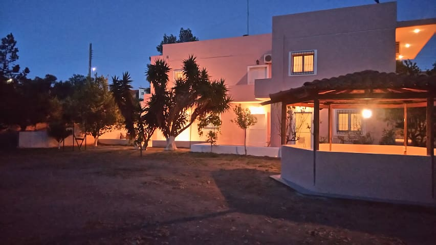 A peaceful luxury villa at Lagonissi - Athen - Haus