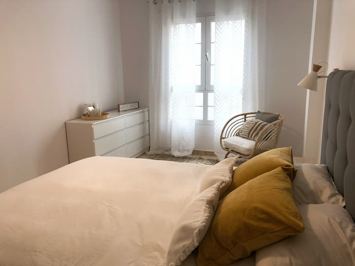 Beautiful apartment in Salinetas Beach