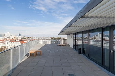+ Luxury Apartment with great view over Vienna + - Wien