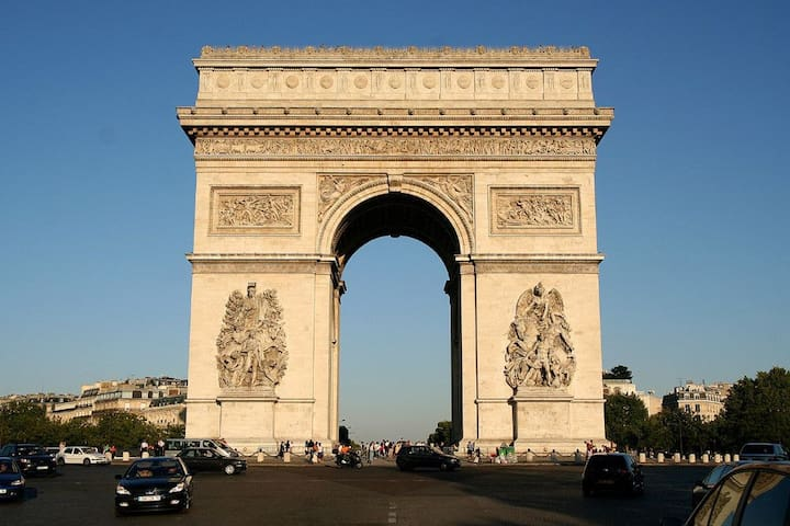 Chambre CONFORT $ PARIS METRO