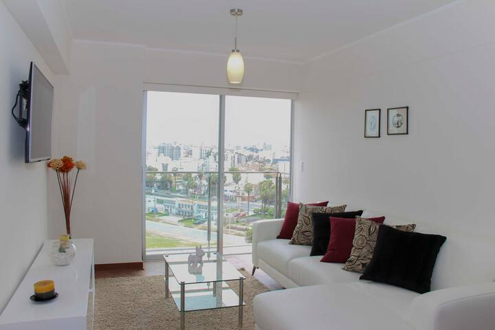 Location, Great CityView, Pool, GYM - Barranco - Apartment
