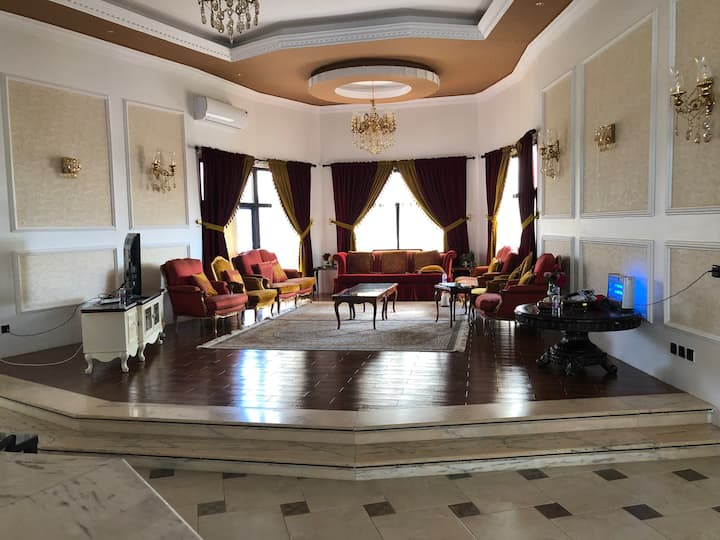 A Private Luxury Villa in Abha city suburb