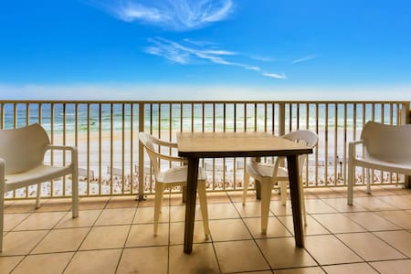 Beach Front Condo, Spectacular Views - Fort Walton Beach - Daire