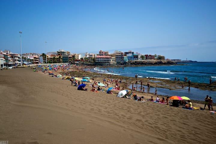Apartamento Playa de Salinetas Melenara Telde - Salinetas - Casa