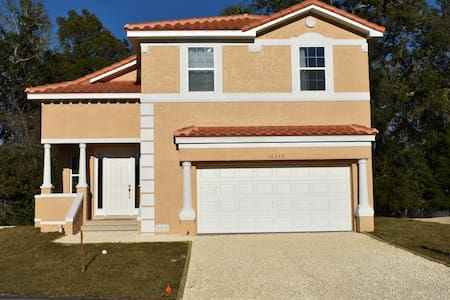 New (2017) 3BR Villa at TradeWinds Marina (163) - Homosassa