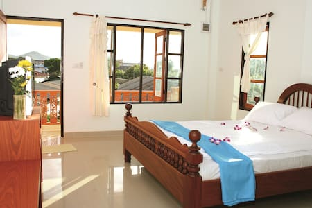 Thai Guesthouse Double bed