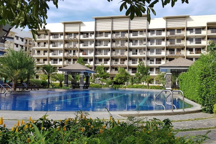 Resort Type Condo at Asteria Res. Free Parking